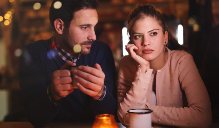 9 Behaviours of Male Who Want to Break Up