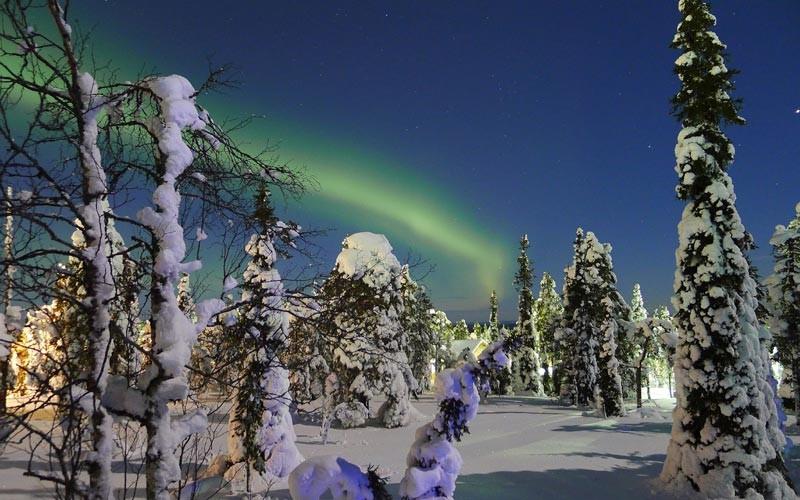 Estonya dünyanın en soğuk ülkelerinden biridir