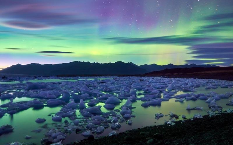 Ada olarak İzlanda çok soğuk.