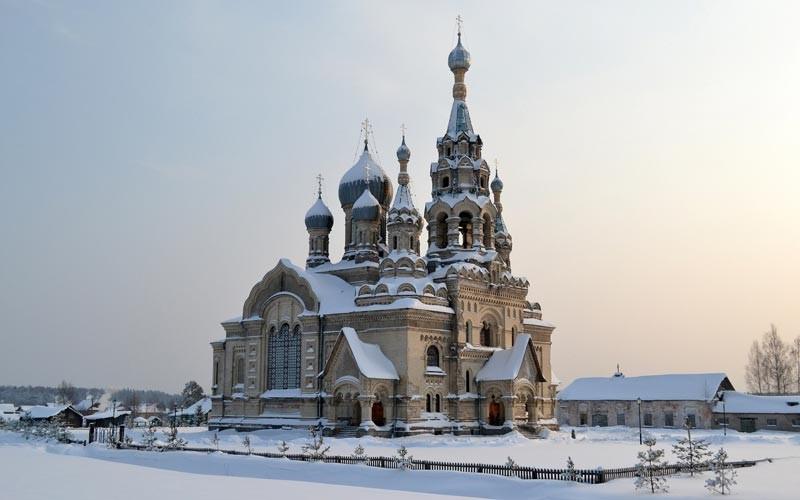 Bilindiği gibi Rusya dünyanın kuzey kısmında çok soğuk havaya sahiptir.