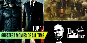 the greatest 10 movies of all time