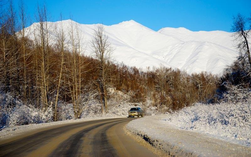 Amerika Birleşik Devletleri çok soğuk bölgelere sahiptir, bu nedenle ABD dünyadaki en soğuk ülkelerden biridir.
