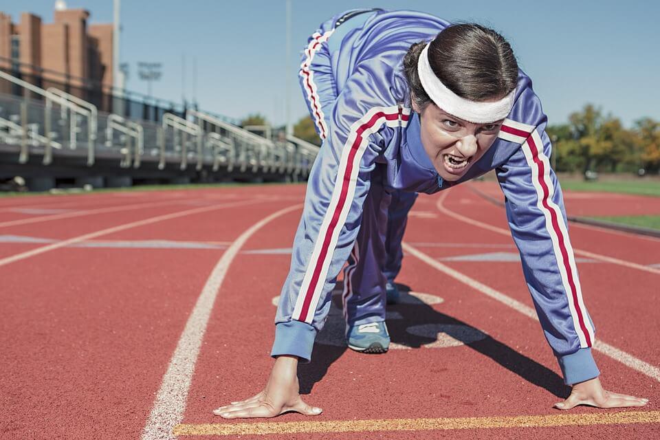 Spor yaparak öfkenizi ifade edin!