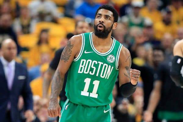 Kyrie Irwing