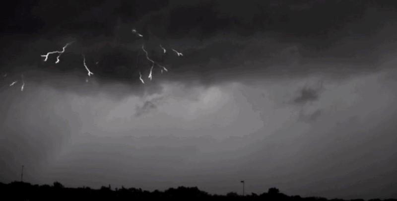 Lightning Dropped While Taking Selfie