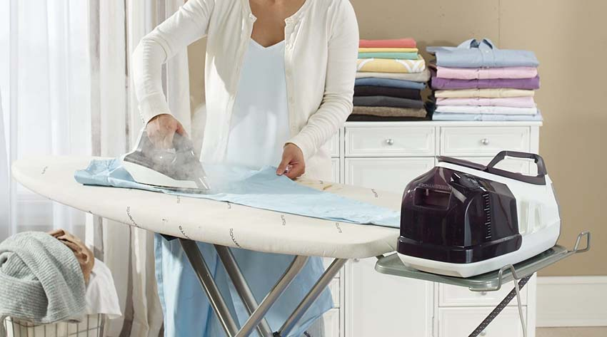 Making Money by Ironing