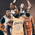 The Best 10 NBA Players in Modern Time