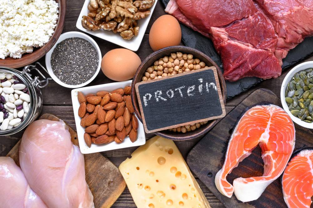 consume more protein
