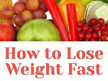 How to Lose Weight Fast - 26 Scientifically Proven Home Weight Loss Methods