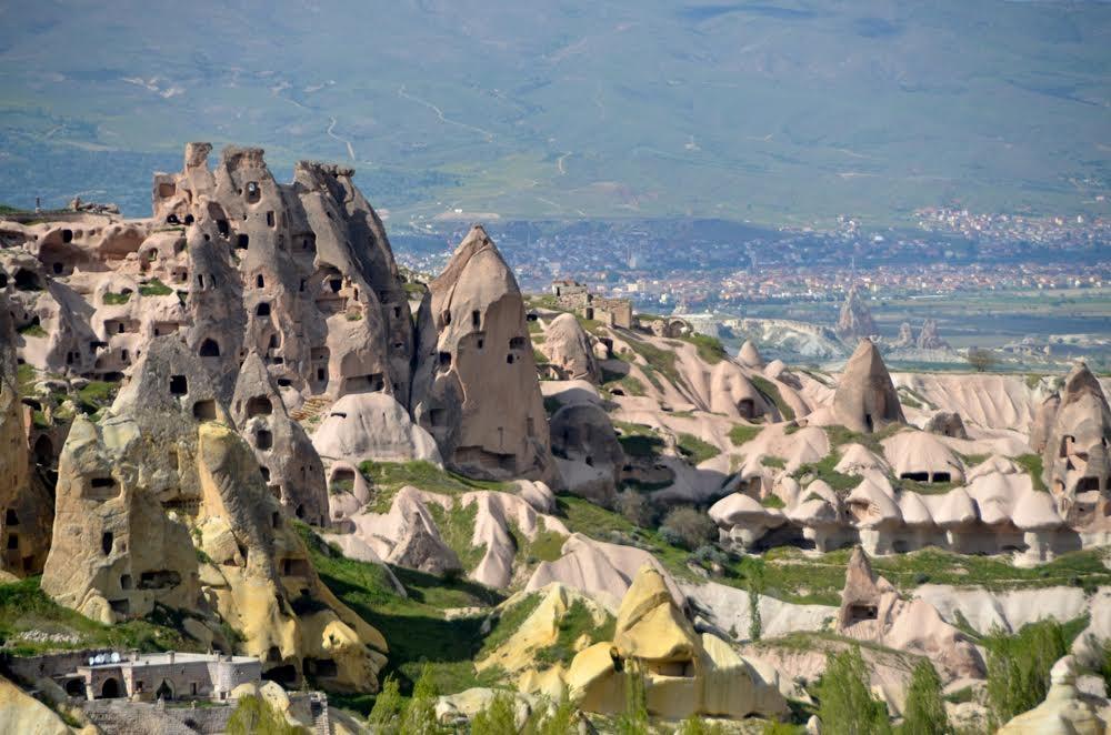 Fairy-Chimneys-Cappadocia