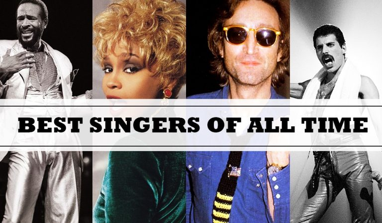 The Top 10 Singers of All Time