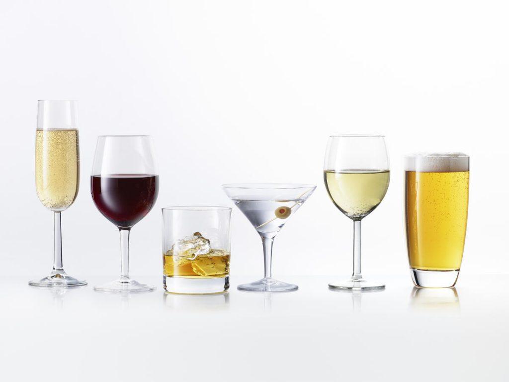 alcoholic-bavarages