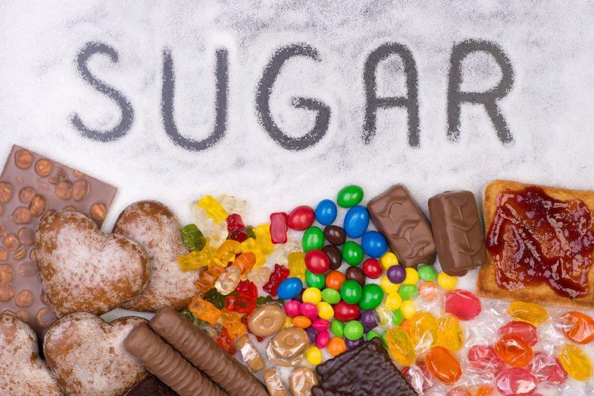 excessive sugar comsumption