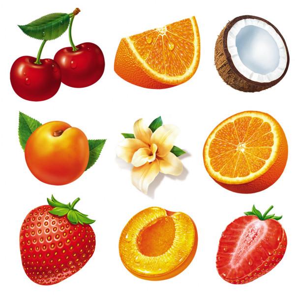 pulpy foods