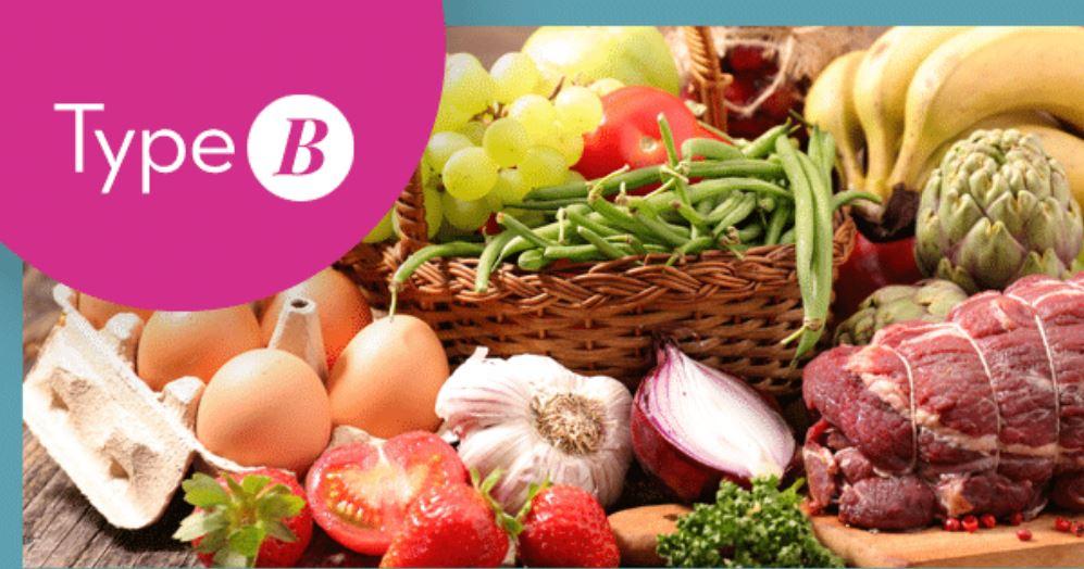 type b nutrition